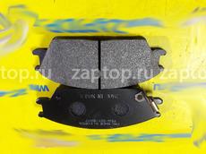58101-22A10 Колодки тормозные передние NEORIGINAL Hyundai Accent | Hyundai Getz