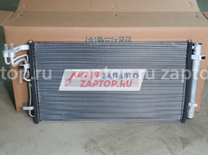 97606-3N160 Радиатор кондиционера HCC Halla оригинал Hyundai Equus   Hyundai Genesis